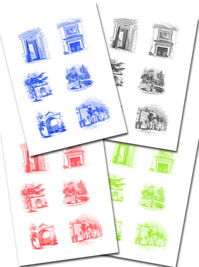 architecture,background page,journal,printable