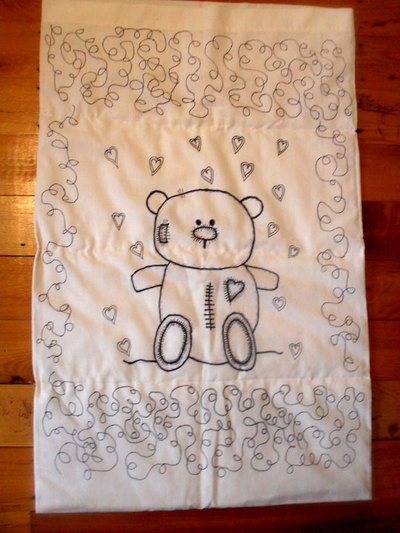baby quilt,sewing,recycle,upcycle