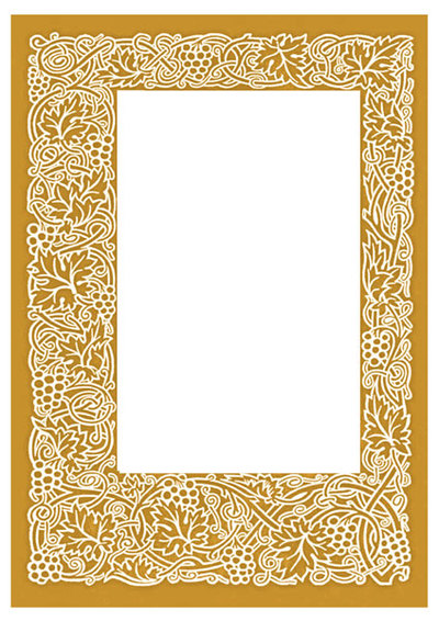 borders,vintage,frames,vine frame,journal page
