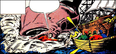 computer graphics,working with clipart,comicbook clipart,comicbook animal clipart,comicbook pirate clipart,pirate,boat,ship,whale,sea