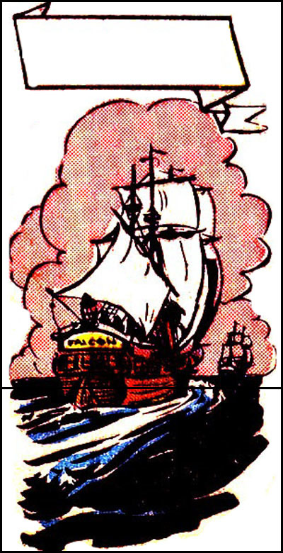 computer graphics,working with clipart,comicbook clipart,comicbook pirate clipart,pirate,boat,ship,sea