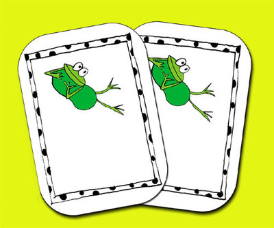frog,card,tag,printables,joy