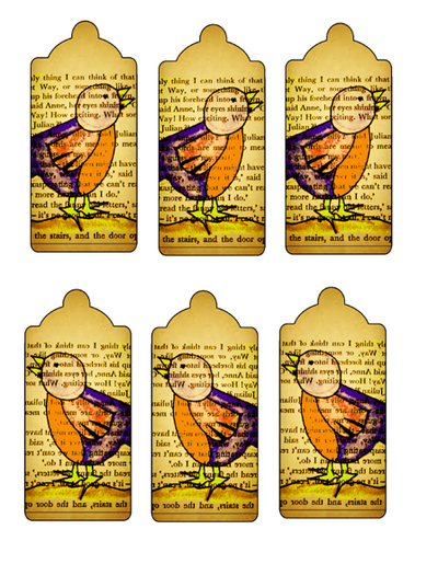 gift tag,printables,bird,animals,scrapbooking,page,floral