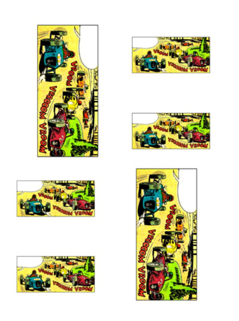 hot rod,racing car,cars,comicbook car collage,collage,automobile  - Car Collage Sheet 4