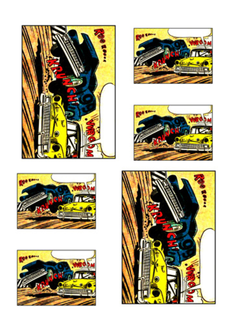 hot rod,racing car,cars,comicbook car collage,collage,automobile  - Car Collage Sheet 22