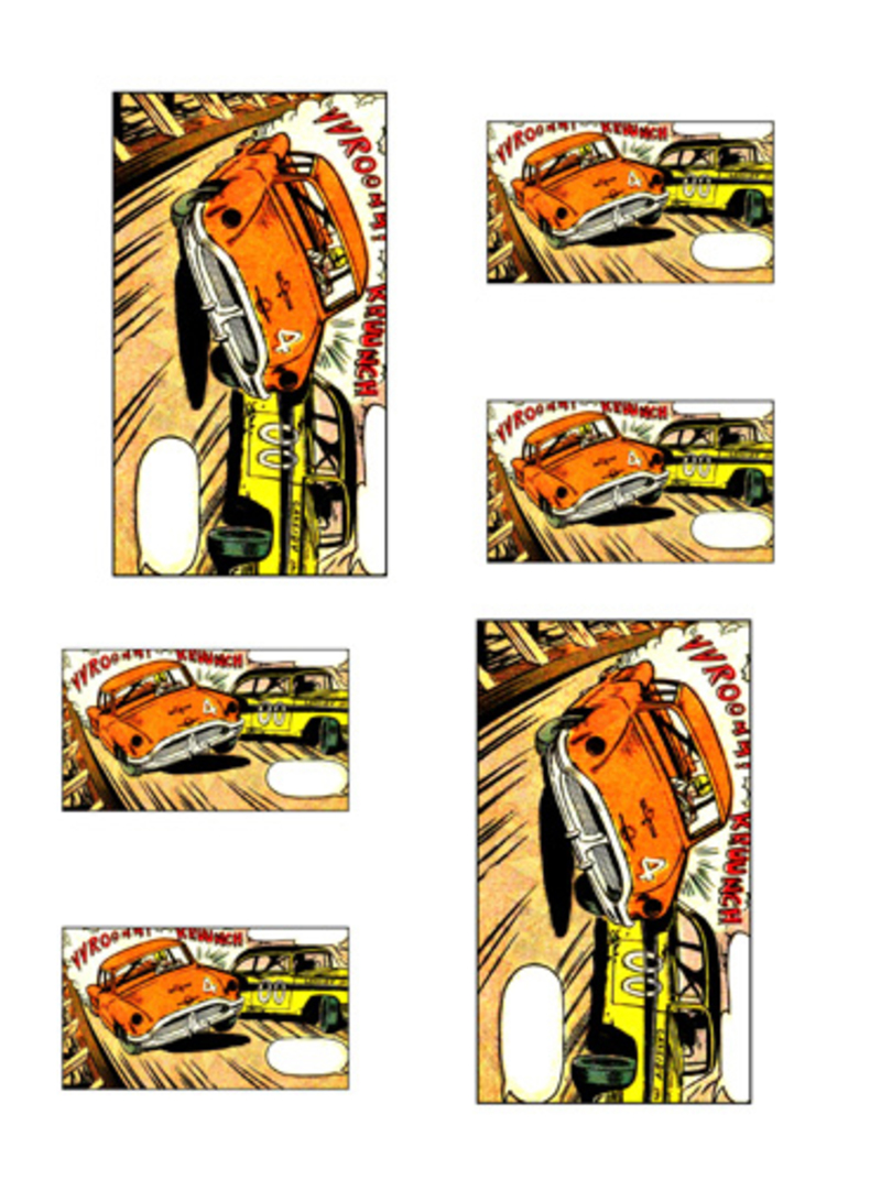 hot rod,racing car,cars,comicbook car collage,collage,automobile  - Car Collage Sheet 14