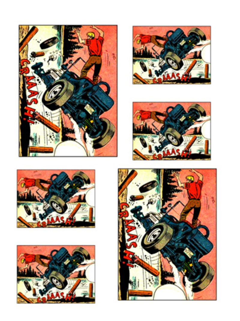hot rod,racing car,cars,comicbook car collage,collage,automobile  - Car Collage Sheet 12