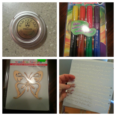 Scrapbooking Art Supplies