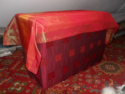 storage chest, storage box