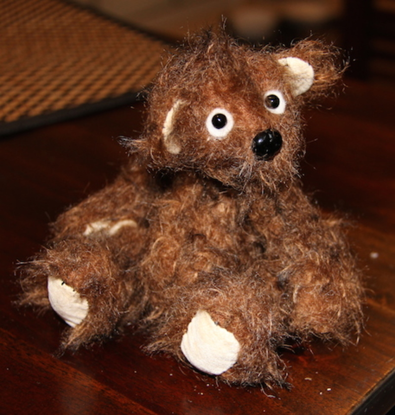 Make your own jointed teddy bear 4 craft found for Make your own teddy bear template