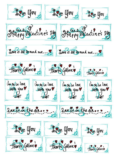 valentine,love,cardmaking,scrapbooking,word art